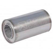 Пламегаситель круглый с диффузором 100x150, D=52