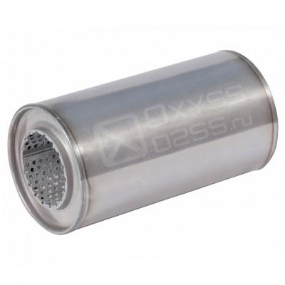 Пламегаситель круглый с диффузором 100x250, D=52