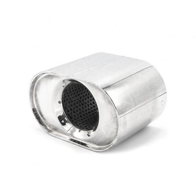 Пламегаситель коллекторный овальный 136x80x100 (конусный)