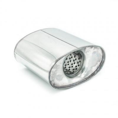 Пламегаситель коллекторный овальный 160x90x140 (конусный)