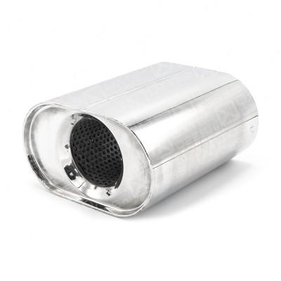 Пламегаситель коллекторный овальный 136x80x150 (конусный)