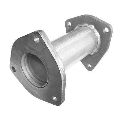 Вставка вместо катализатора для Chevrolet Aveo, Cruze, Lacetti 1.4/1.6 (96536995)